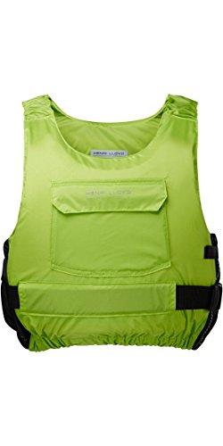 Henri Lloyd Energy Buoyancy Aid Hi-Vis Lime Y70049 Sizes- - X Small
