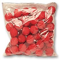 Balles Goshman super-soft 2'' (par 50) - Rouge