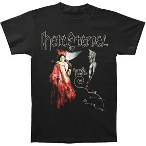 Hate Eternal Fury And Flames T-shirt Small