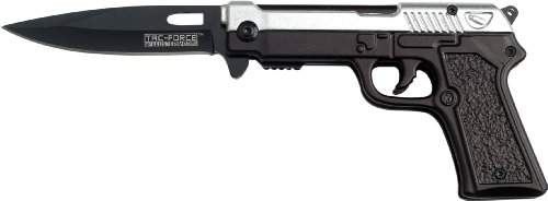 Tac Force Tf-771Sb Assisted Opening Folding Knife 4.5-Inch Closed