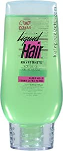 WELLA Liquid Hair Kryptonite Acrylic Gel Ultra Hold 4.2 oz/125ml
