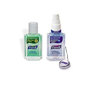 PURELL Retractable Clip Hand Sanitizer Kit