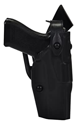 Safariland 6360 Level III ALS Retention Duty Holster, Mid-Ride, Black, STX Tactical, Glock 19, 23