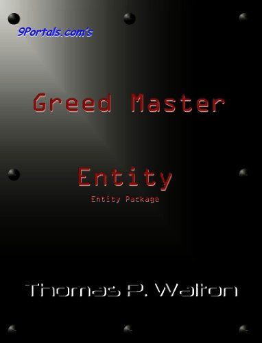 greed-master-entity-package-english-edition