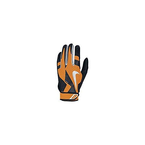 Nike Batting Gloves Orange: Nike Vapor Elite Pro Batting Gloves
