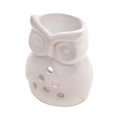 home-locomotion-white-ceramic-owl-oil-warmer
