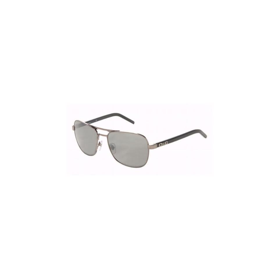 482ce3a4d95 D G 6036 Gunmetal  Gray Silver Mirror Sunglasses on PopScreen
