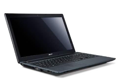 Acer 5733 15.6 inch Laptop - Grey (Intel Core i3 370M Processor, RAM 5GB, Storage 500GB, Windows 7 Home Premium 64-bit)