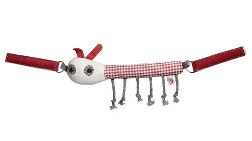 Esthex Stroller Toy, Rupert Caterpillar