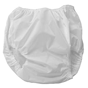 Kidalog Longlife Waterproof Diaper Cover - Durable nylon fabric won't rip or tear like plastic