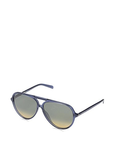 Céline Women's CL41069 Sunglasses, Transparent Blue