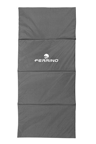 Ferrino Baby Carrier Changing Mattress Materassino per Zaino Porta Bimbo, Grigio