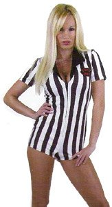 Foxy Referee Adult Costume