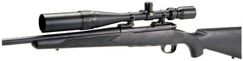 BSA 6 - 24x40 mm Mil Dot Tactical Scope Matte Black