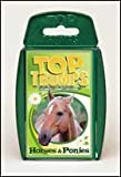Top Trumps Card Game - Horses and Ponies