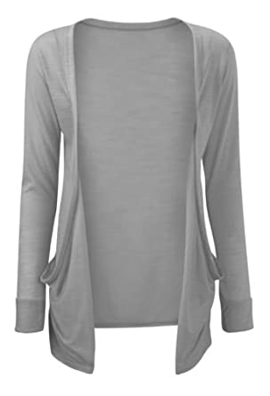 Boyfriend Cardi HB10B Light Grey M/L (1.96)