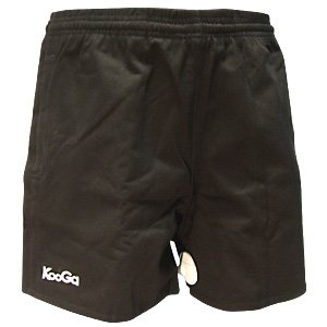Kooga Murrayfield Rugby Shorts Black (Large 36
