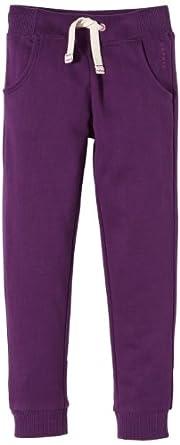 Esprit - pantalon de sport - fille - Violet - FR : 5 ans (Taille Fabricant : 104/110)