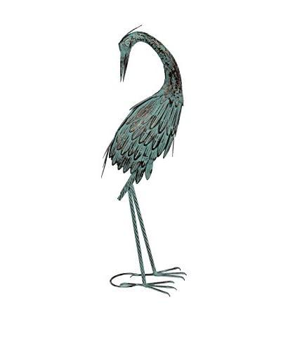 Privilege , Inc. Garden Crane, Turquoise