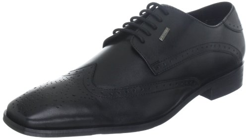 Daniel Hechter Men's Jose Lace Ups 0063 Black 10.5 UK