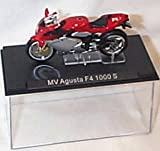 Ixo MV agusta F4 1000 S bike 1.24 scale diecast model