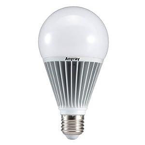 anyray 100 watt equal led light bulb 1200 lumen 15 watt. Black Bedroom Furniture Sets. Home Design Ideas