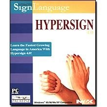 Hypersign 4.0 Dictionary of American Sign Language