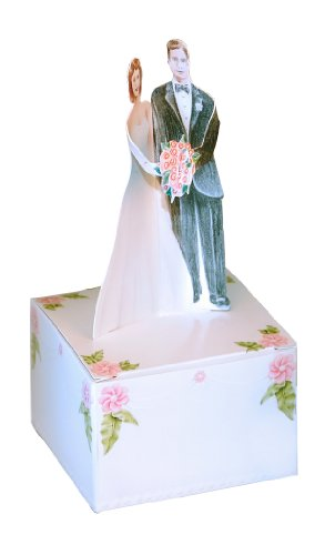 Wedding Mini Gift Box Empty Wedding Favor Packaging 3x3x2 Inch Box 6 Inches Tall