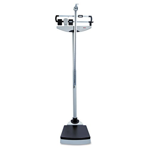Medline - Medline Classic Mechanical Beam Scale, 500Lb Capacity, 13-3/4 X 14-1/4 Platform Mph07Sp1W (Dmi Ea front-582015