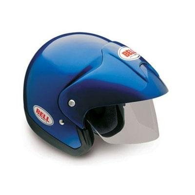 Best Bell Powersports 2011 Mag-8 Street Open-Face Helmet - Pearl Blue (XS) With Low Price.