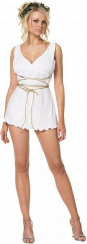 Sexy Greek or Roman Goddess Costume