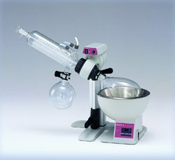 Diagonal Rotary Evaporator, 115V/50hz by Dynalon