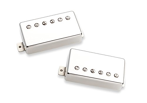 Seymour Duncan Pickups Seth Lover SH-55 Humbucker Set (Nickel)