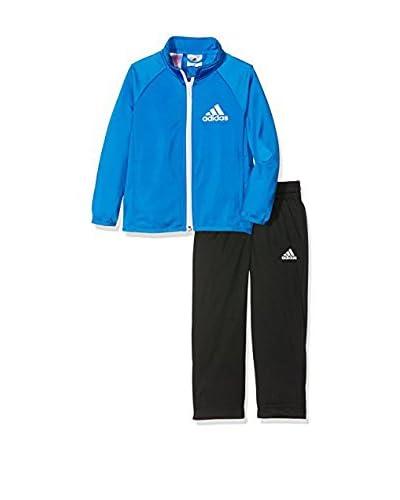 adidas Trainingsanzug Yb Ts Entry Oh blau