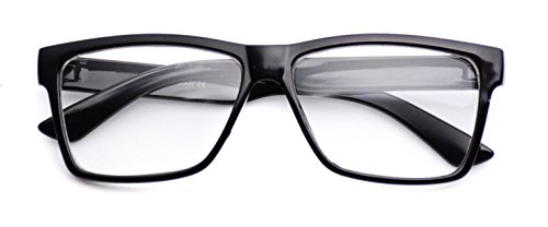 Small (Glasses With Clear Lenses)