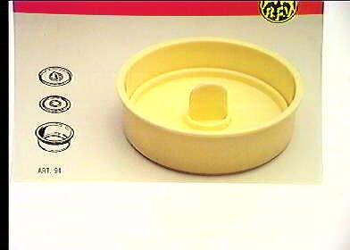 RIGAMONTI Stampo hamburger Accessori da cucina
