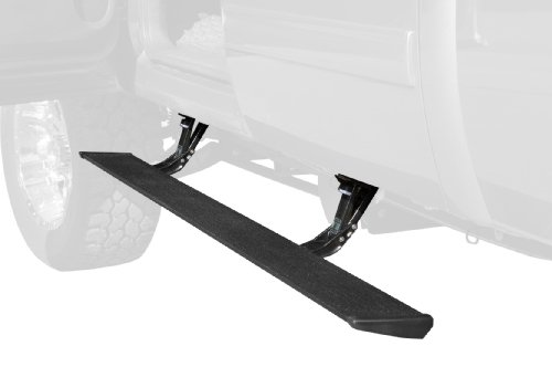 Bestop 75138-15 Powerboard Electric Retractable Running Board Set For Dodge 09-12 Ram 1500 Crew Cab; 10-12 Ram 2500/3500; 10-12 Ram Mega Cab