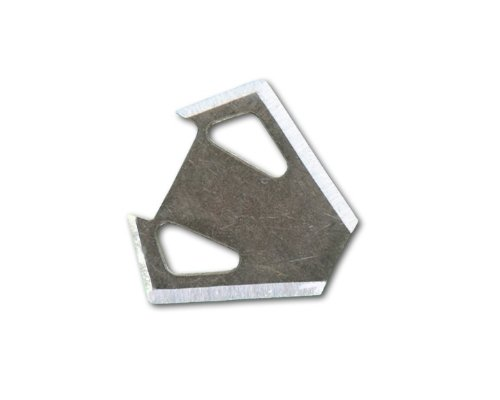 Bleeder Blades Replacement Arrow Broadhead for Stinger and Stinger Buzzcut (Magnus Stinger Replacement Blades compare prices)