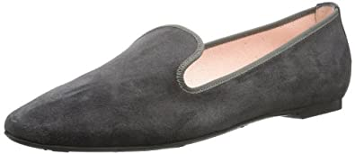 pretty ballerinas womens pretty loafers casual gray grau. Black Bedroom Furniture Sets. Home Design Ideas
