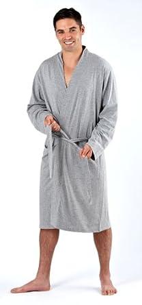 Peignoir coton léger modèle femme rose avec ceinture et cec0720bb36