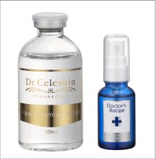 ニキビ跡対策セット 東大式トレチノイン酸ピーリング美容液・プラセンタエキス原液 プラセンローション・ピュアエッセンスS