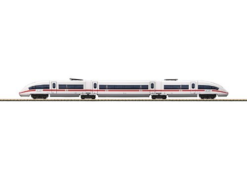 LGB of America - ICE 3 High-Speed Train-Only Set - Standard DC -- German Federal Railroad DB (Era V, white, red) - G