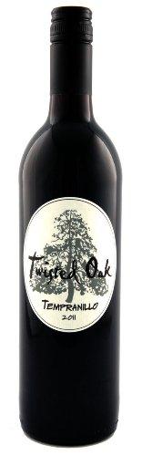 2011 Twisted Oak Tempranillo Calaveras County 750Ml