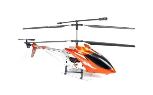 Syma S031G RC Helicopter with Lipo battery Newest Version Color May Vary