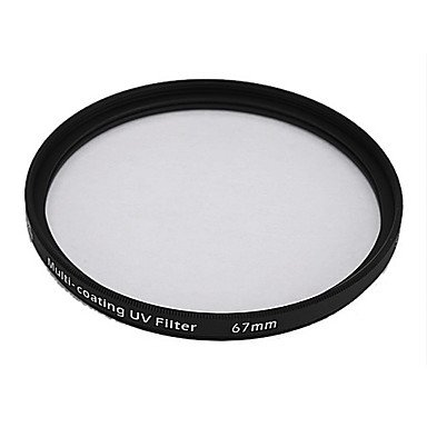 Multi-Coating Uv Filter 67Mm For Canon Nikon Sony And More