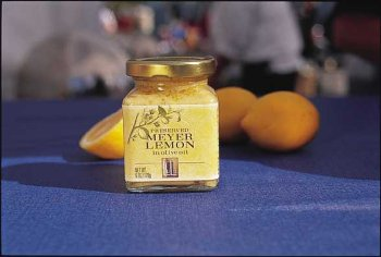 Preserved Meyer Lemon in Olive Oil by 