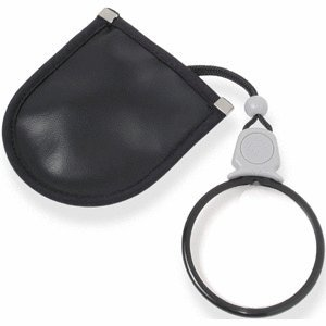 Zoom Handy-cord Magnifier with Neck Cord - 1