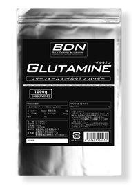 バルクデザイン グルタミン 1kg 袋 アミノ酸 粉末 パウダー サプリメント