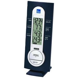NEW WEATHER CHANNEL WS-7220TWC-IT-TCP WIRELESS THERMOMETER WITH TEMPERATURE/HUMIDITY GAUGE