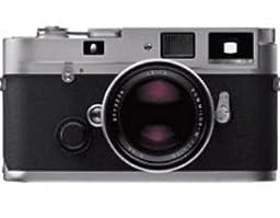 Leica Mp 0.72 Black Camera